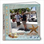 cancun trip new - 8x8 Photo Book (39 pages)