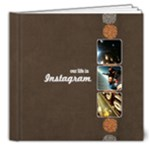 8x8 (DELUXE) : Our Life in Instagram 2 - 8x8 Deluxe Photo Book (20 pages)