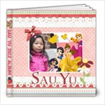 SAU YU - 8x8 Photo Book (30 pages)