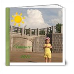 甯甯 - 6x6 Photo Book (20 pages)