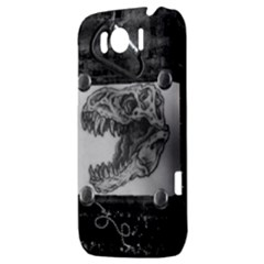 HTC Sensation XL Hardshell Case Back/Left