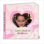 Julia - 6x6 Photo Book (20 pages)
