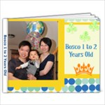 Bosco 1 to 2 - 7x5 Photo Book (20 pages)