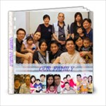 PING SHEK FAMILY - 6x6 Photo Book (20 pages)