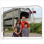 happy family 2012 - 7x5 Photo Book (20 pages)