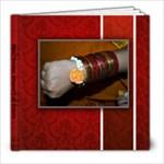 Holud Kamrul Eshita - 8x8 Photo Book (20 pages)