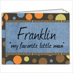 franklins book - 7x5 Photo Book (20 pages)