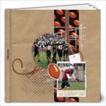 Football-12x12 Photo Book (20 pgs) - 12x12 Photo Book (20 pages)