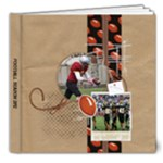 Football-8x8 Deluxe Photo Book (20 pgs) - 8x8 Deluxe Photo Book (20 pages)