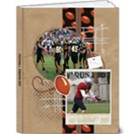 Football-9x12 Deluxe Photo Book (20 pgs) - 9x12 Deluxe Photo Book (20 pages)