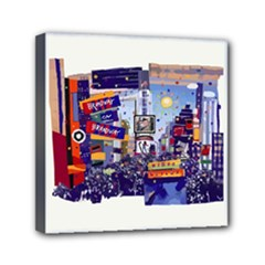 Broadway On Broadway_Final - Mini Canvas 6  x 6  (Stretched)