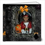 Halloween - 8x8 Photo Book (20 pages)