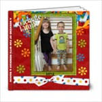 mason & rebekah - 6x6 Photo Book (20 pages)