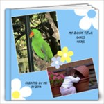 Sunny Days 12x12 Book (20 Pages) - 12x12 Photo Book (20 pages)