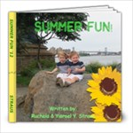 new summer - 8x8 Photo Book (20 pages)