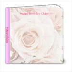 bdayyyyy - 6x6 Photo Book (20 pages)