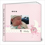 USE THIS ONE - Molly - 8x8 Photo Book (39 pages)