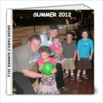 summer 2012 - 8x8 Photo Book (39 pages)