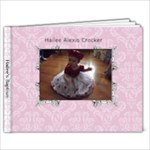 hailee baptism - 7x5 Photo Book (20 pages)