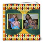 Boys, Kids, Family 8x8 39 page - 8x8 Photo Book (39 pages)