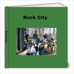 rock city - 8x8 Photo Book (20 pages)