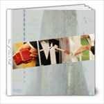 29 July 2012 - 8x8 Photo Book (20 pages)