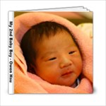 Owen Hsu - 6x6 Photo Book (20 pages)