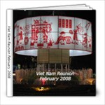 VN2008 - 8x8 Photo Book (39 pages)