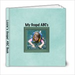 Lizzie - 6x6 Photo Book (20 pages)
