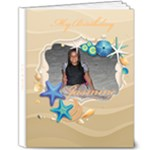 Jasmine - 8x10 Deluxe Photo Book (20 pages)