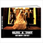 Tony & Olive 10 Nov. 2012 - 11 x 8.5 Photo Book(20 pages)