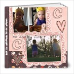 stinasbook - 8x8 Photo Book (20 pages)