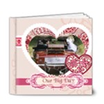 weddding - 6x6 Deluxe Photo Book (20 pages)