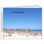 Australia working holiday - 7x5 Photo Book (20 pages)