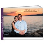 7x5 Utah Engagement - 7x5 Photo Book (20 pages)