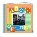 abc-s fotók?nyv - 6x6 Photo Book (20 pages)