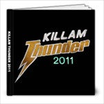 THUNDER FINAL GIRLS - 8x8 Photo Book (20 pages)