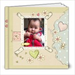 My Baby 02 - 8x8 Photo Book (20 pages)