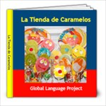 1 Tienda de Caramelos v2 - 8x8 Photo Book (20 pages)