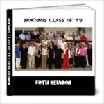 Class of 1959 - 50th Reunion - 8x8 Photo Book (20 pages)