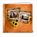Autumn Delights 6x6 PhotoBook (20Pages) - 6x6 Photo Book (20 pages)