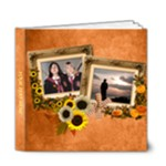 Autumn Delights 6x6 Deluxe PhotoBook (20Pages) - 6x6 Deluxe Photo Book (20 pages)