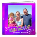bIRTHDAY 2012 - 8x8 Deluxe Photo Book (20 pages)