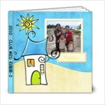 clubmed-2 - 6x6 Photo Book (20 pages)