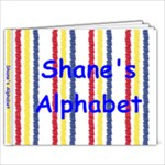Shanes Alphabet - 7x5 Photo Book (20 pages)