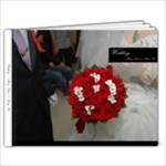 1000521-wed - 7x5 Photo Book (20 pages)