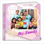 Family Album - 8x8 Photo Book (20 pages)