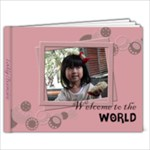 YY Beauty - 7x5 Photo Book (20 pages)