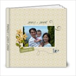 PAPAGO - 6x6 Photo Book (20 pages)