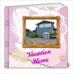 Sequim vacation home  - 8x8 Photo Book (20 pages)